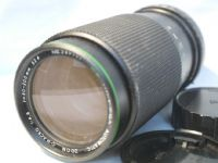 Fujica Bayonet Fit 80-200MM 4.5 Zoom Macro lens £8.99